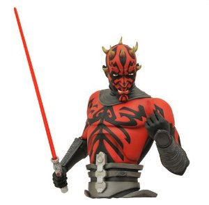 DARTH MAUL - STAR WARS - COFRE