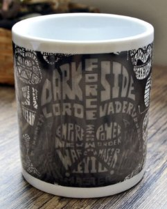 CANECA STAR WARS - DARTH VADER TYPE