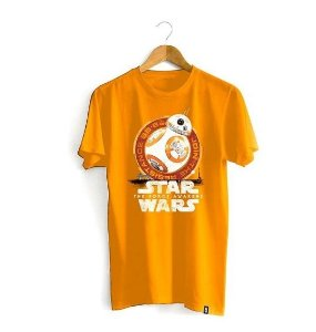 Camiseta Star Wars BB8 Desert