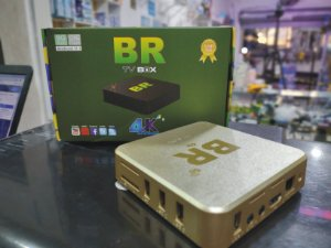 TV BOX 4K 5G BR 8Gb RAM - 128 ROM - ANDROID 11