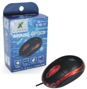 Mouse USB Optico X-Cell XC-MS-11F