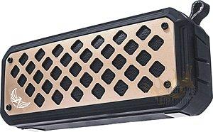 Caixa de Som Portátil Bluetooth Emborrachada Altomex AL-G63