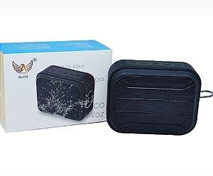 Caixa de Som Portátil Bluetooth Emborrachada Altomex AL-752