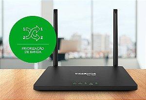 roteador wifi intelbras w4-300f wi-force