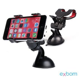 suporte veicular para celular universal MEX C-1017