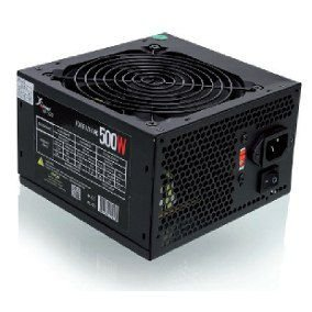 Fonte Atx Gamer PC 500W Real Knup KP-522