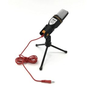 Microfone Condensador com Fio Mtg-020