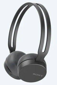 Fone de Ouvido Bluetooth Sony sem fio WH-CH400 ORIGINAL
