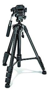 Tripe para Celular e Camera 1,50 Qualidade Profissional com suporte para celular Knup KP-SP002