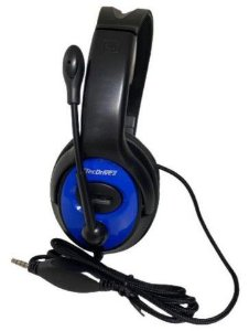 Fone de Ouvido Headset Gamer TecDrive F-8 Hunter PS3 / Ps4 Xbox One Celular e PC