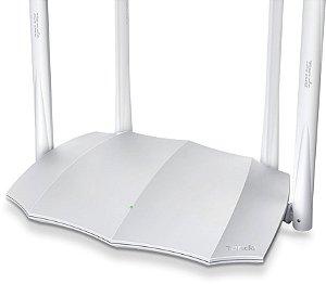 Roteador Wifi Wireless Tenda AC5 V3 AC1200 Dual Band 4 Antenas 6dBi