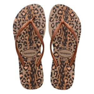 Havaianas Slim Animals - Rose