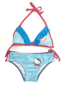 Biquíni Infantil Tip Top - Hello Kitty
