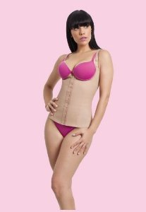 Corselet Esbelt Cotton