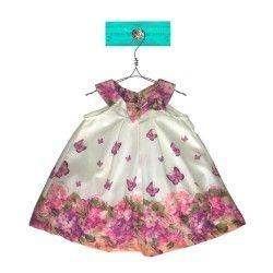 Vestido Florido Borboleta Vitória