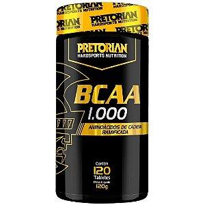 BCAA 1.000 120 Tabs Pretorian Nutrition