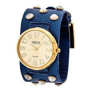 Relógio EF Bracelete Pérolas, Feminino.