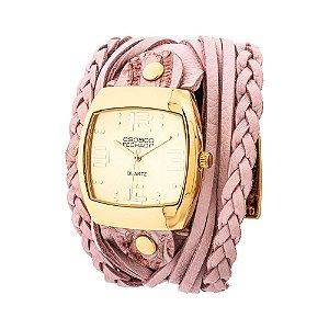 Relógio EF Bracelete Tira, Feminino.