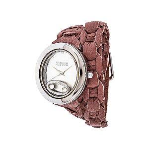 Relógio EF Bracelete Napa, Feminino.