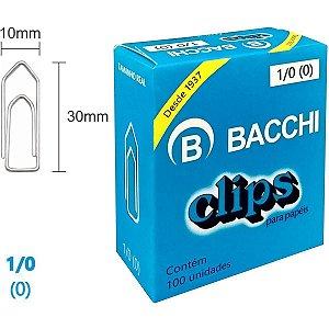Clips 1/0 c/100 - Bacchi