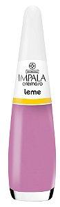 Esmalte Impala  Leme cremoso 7,5 ml