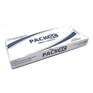 Envelope para autoclave Packgc caixa c/ 100 uni