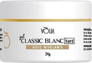 Gel para unhas Vòlia de Classic Blanc Hard gel construtor UV/LED 24g
