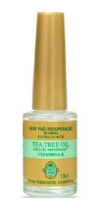 Base de unha casco de cavalo Maru Tea Tree Oil 10ml