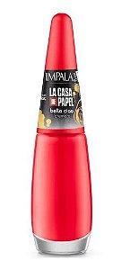 Esmalte Impala La Casa De Papel Cremoso Bella Ciao 7,5ml