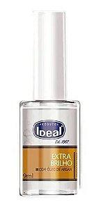 Base Extra Brilho Argan Ideal - 9ml
