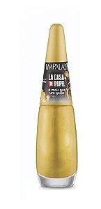 Esmalte Impala La Casa De Papel Cremoso Metal Gloss E Mais Que Um Golpe 7,5 ml