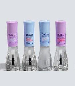 Linha De Tratamento E Finalização Dailus - Coleção com 4 unidades