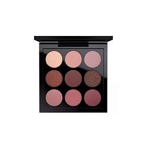 M·A·C Eye Shadow X 9 Burgundy Times Nine - Paleta de Sombras 5,85g