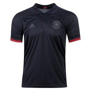 Camisa de Time Alemanha Away Preta Masculina