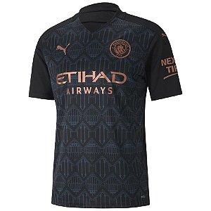Camisa de Time Manchester City II Masculina