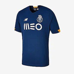 Camisa de Time Porto II Azul Masculina