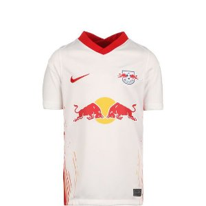 Camisa de Time Red Bull Leipzig I Branca Masculina