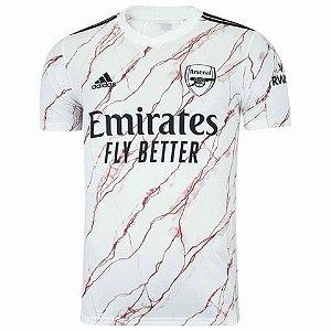 Camisa de Time Arsenal II Branca Masculina