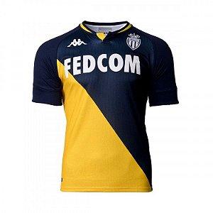 Camisa de Time Monaco Away Masculina