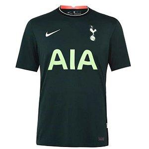 Camisa de Time Tottenham Verde Masculina