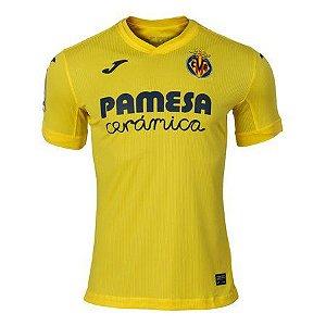 Camisa de Time Villarreal I Amarela Masculina