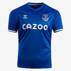 Camisa de Time Everton I Azul Masculina 2022