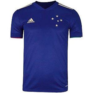 Camisa de Time Cruzeiro I Azul Masculina 2022