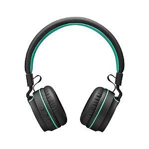 On Ear Stereo Áudio Bluetooth