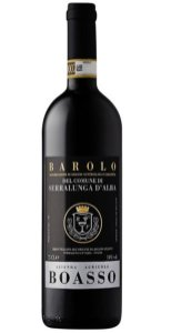 Barolo Serralunga 2015 BoassoTinto