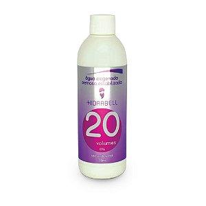 Água Oxigenada 20 Vol. Hidrabell 75ml
