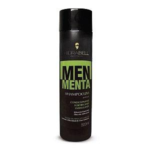 Shampoo Men Menta Hidrabell