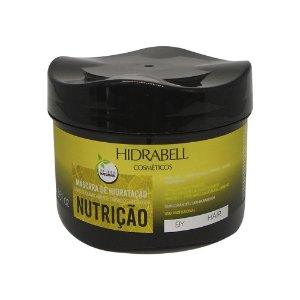 Máscara Nutrição Capilar 250ml Hidrabell