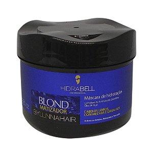 Máscara Blond 250g Hidrabell