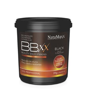 BBXX - Beauty Balm Xtended Black NatuMaxx – 1kg